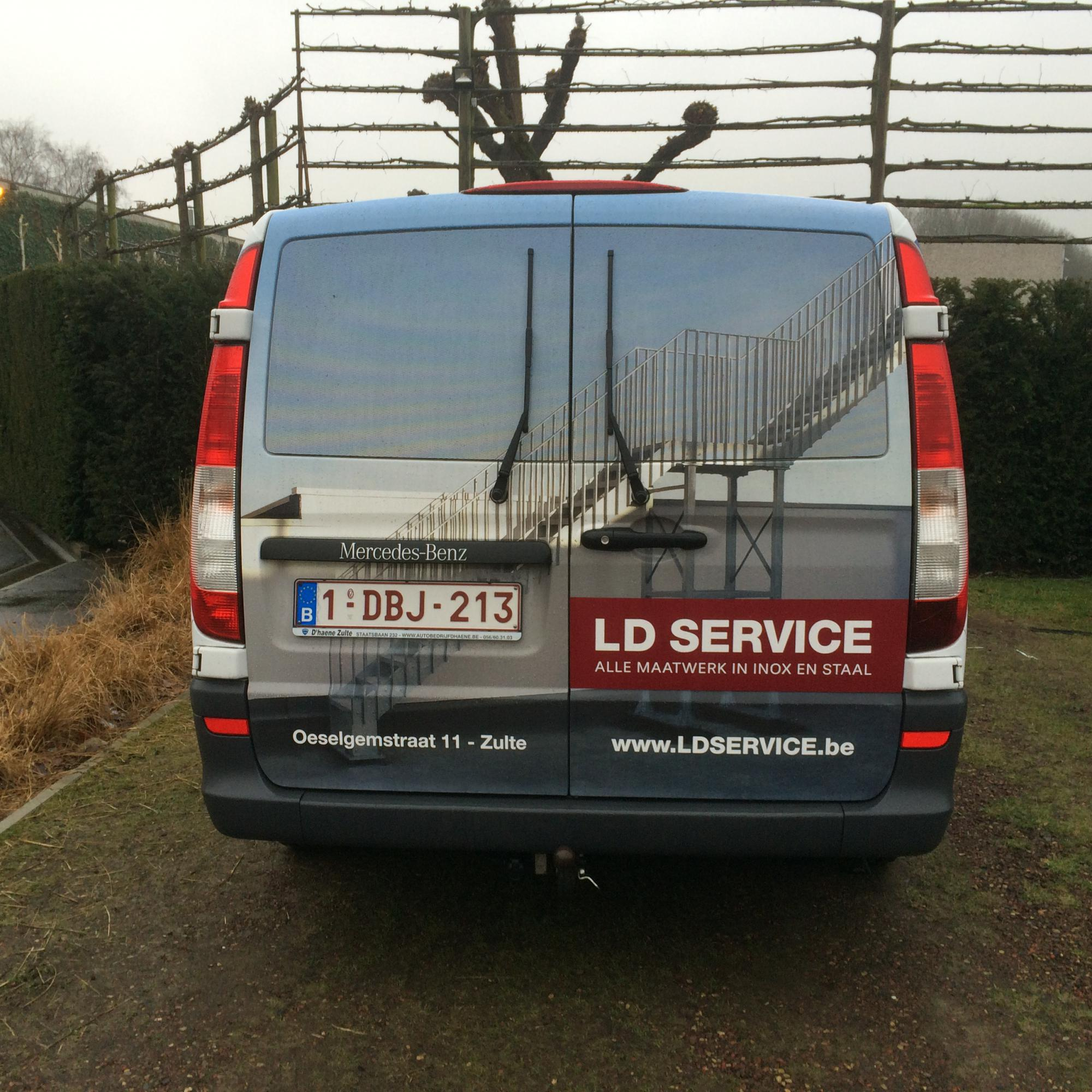 camionette LD Service