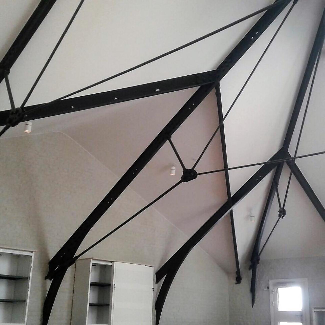 dakspantconstructie