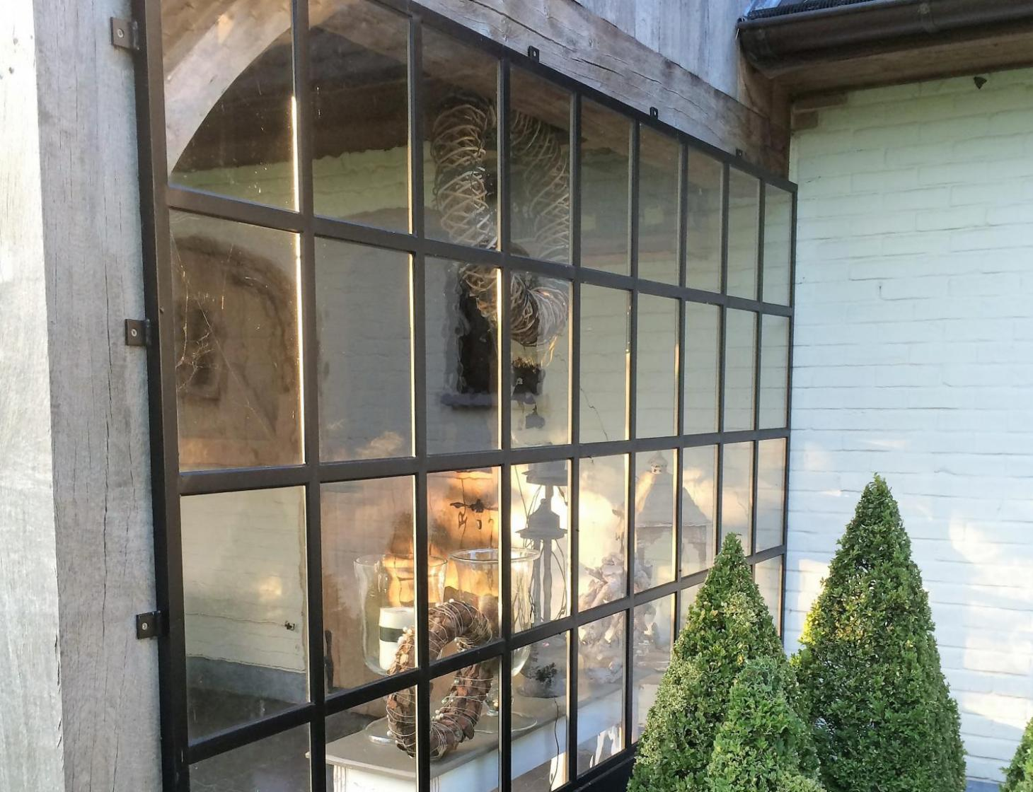 stalen raam