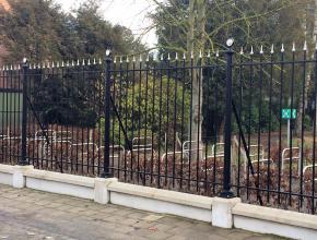 Smeedijzeren hekken